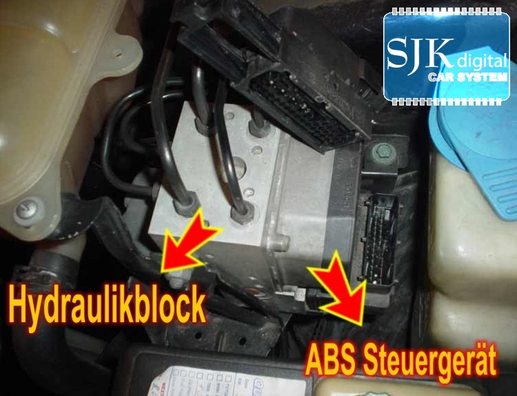 profi abs steuerger t reparatur f r audi vw seat skoda vag. Black Bedroom Furniture Sets. Home Design Ideas